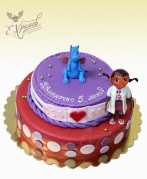 Торт Доктор Плюшева