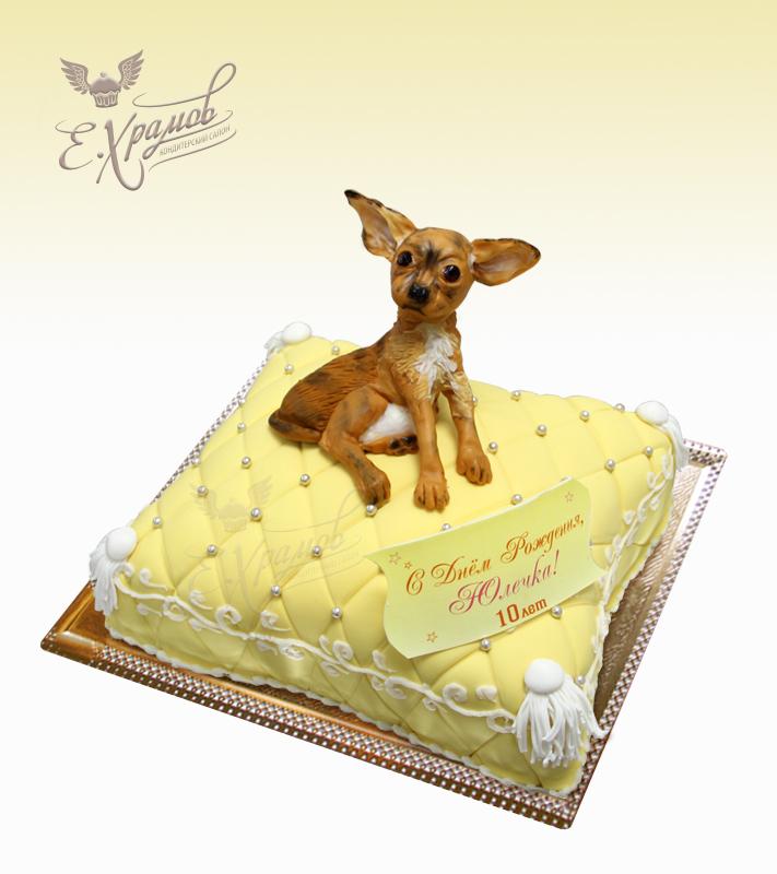 торт терьер собака