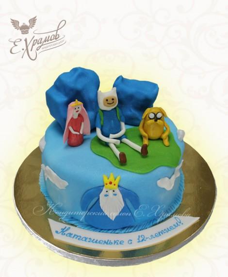 Французский торт фото 14