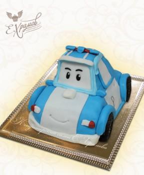 Детский торт Поли
